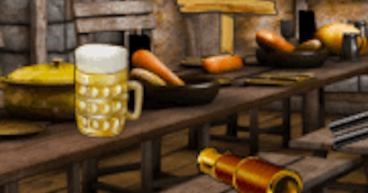 Hidden Objects Pirate Treasure - Mainkan di Online Game