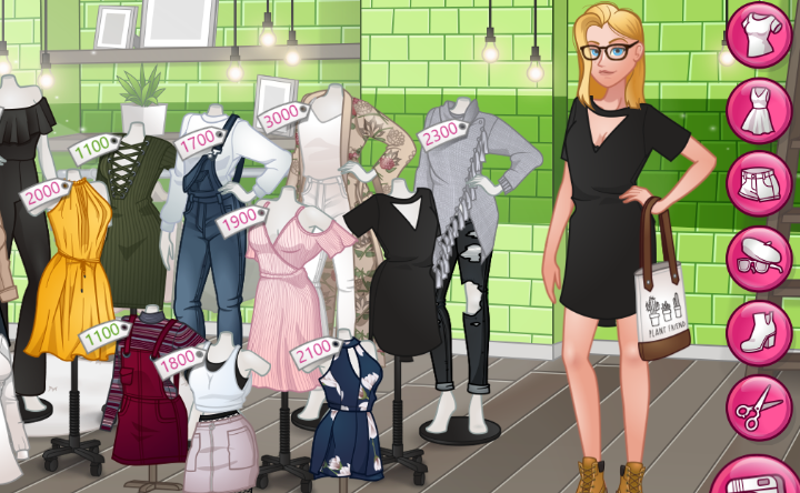 Play Dress Up To The Top! Game Here - A Dress up Game on ...