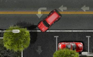 Jeep Pro Parking