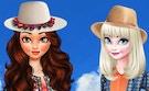 Land vs Sea: Elsa vs Moana