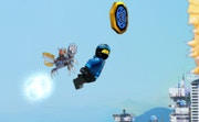 Lego Ninjago Flight of the Ninja