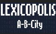 Lexicopolis A-B City