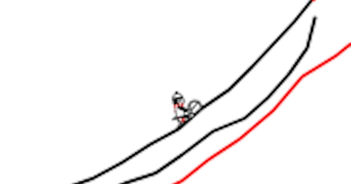 Line Rider Mainkan Di Online Game