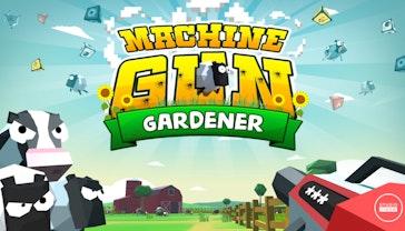 Machine Gun Gardener