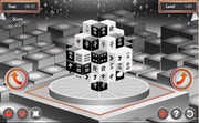 Mahjong Black and White Dimensions