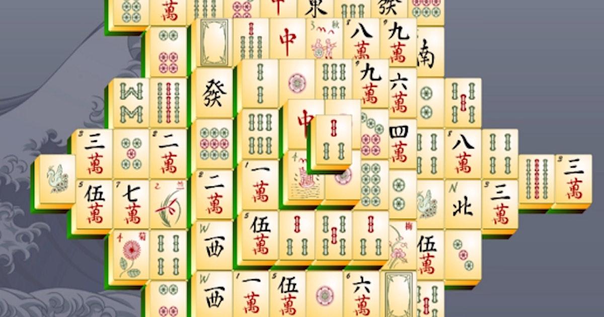 Mahjong Classic Webgl - Play Mahjong Classic Webgl on ...