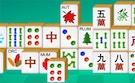 Mahjong Rain of Tiles