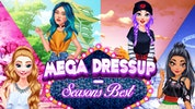 Mega Dressup - Seasons Best