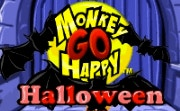 Monkey Go Happy Halloween