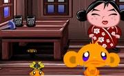 Monkey Go Happy Ninjas 3