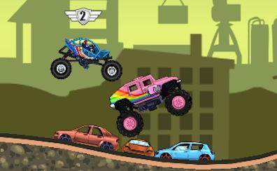 Monster Wheels 3