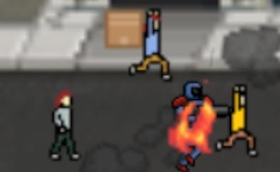 Mr. Molotov Man