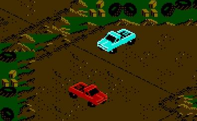 NES Monster Truck Rally