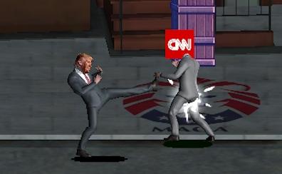 Trump vs Fraud News