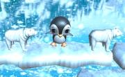 Click Penguin Climbing
