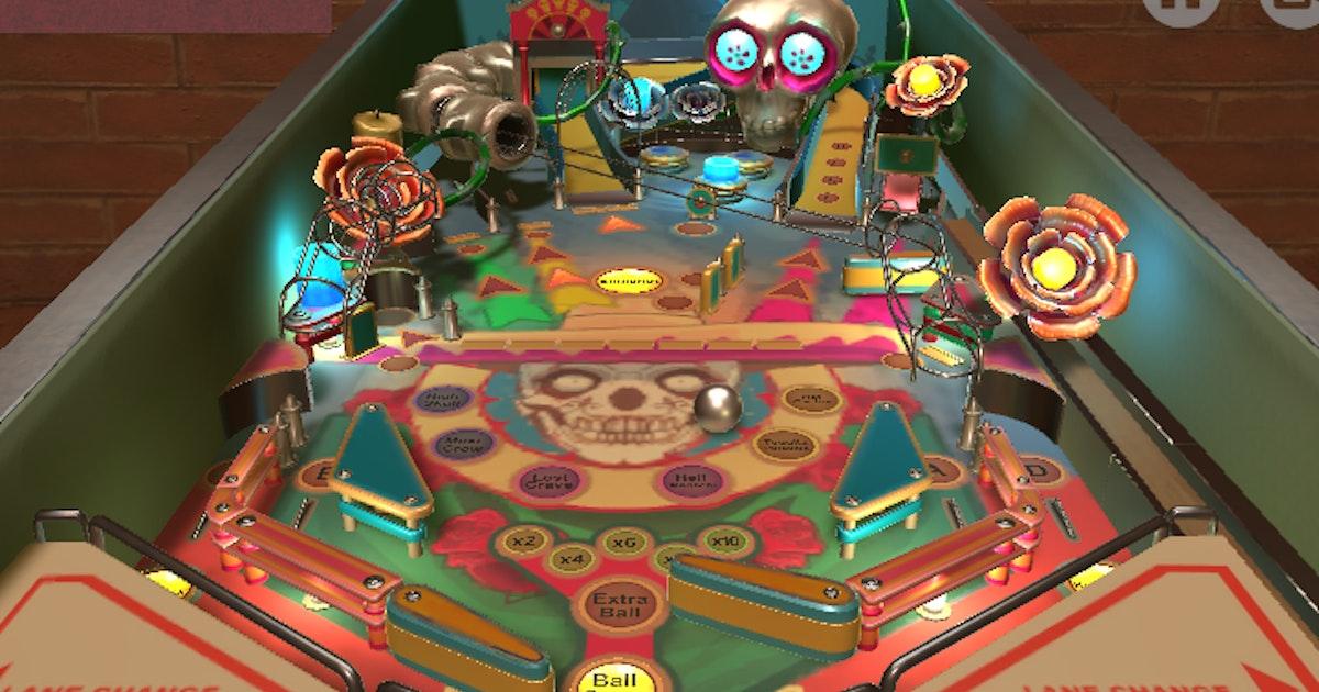 Pinball Arcade - Play Pinball Arcade on Crazy Games