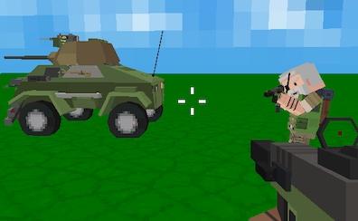 Pixelar: Vehicle Wars