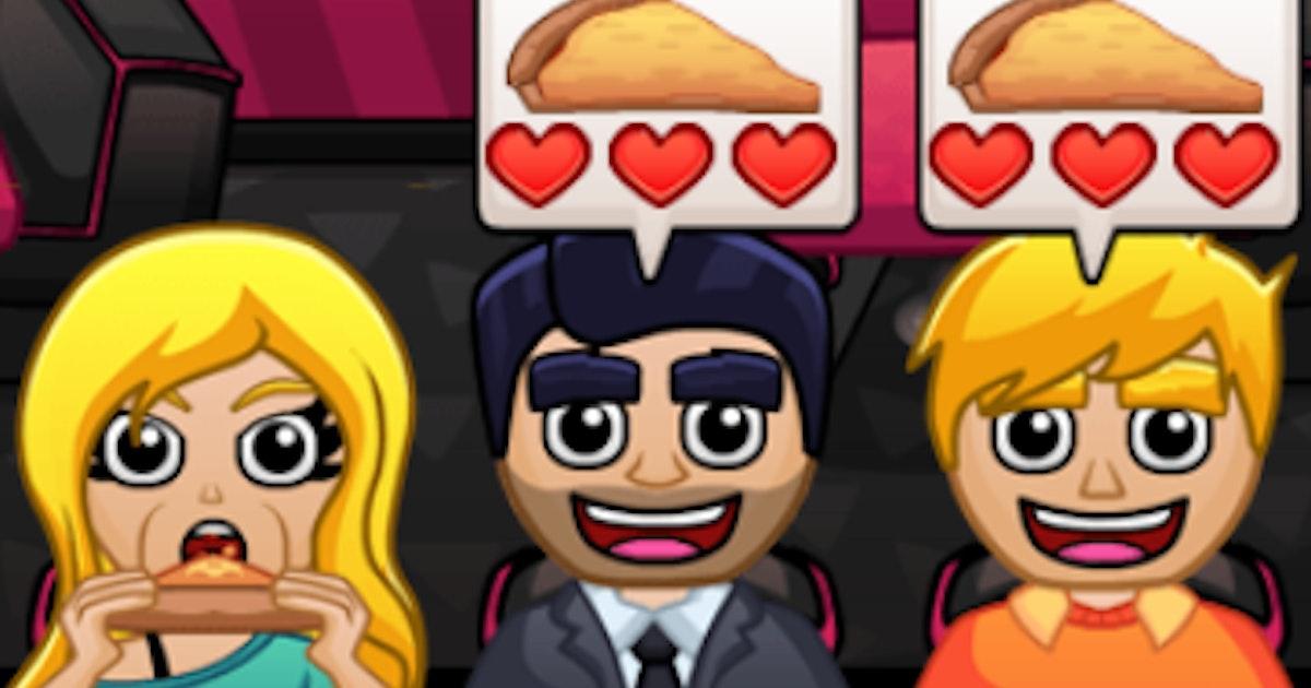 Pizza Cafe Mainkan Di Online Game