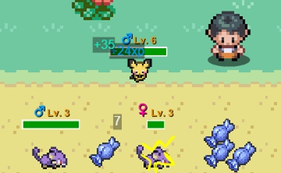 Pokemon Tower Defense 3: Legacy