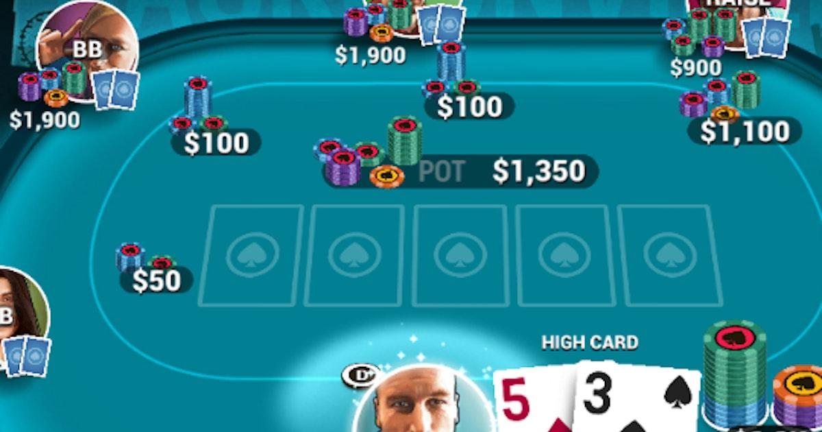Poker World - Play Poker World on Crazy Games