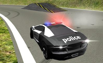 Police Stunts Simulator