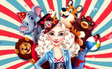 Princess Circus Getaway