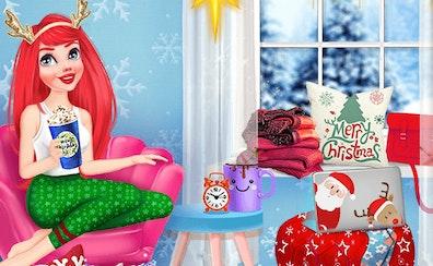 Princesses Twelve Days of Christmas