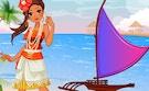 Princess Moana's Ship