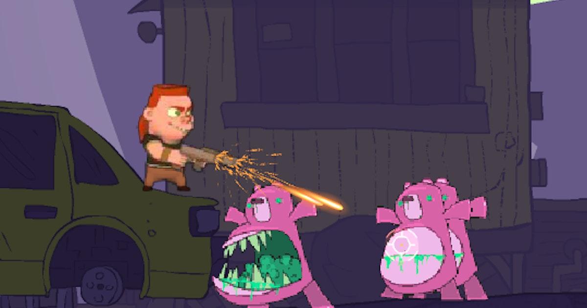 Radioactive Teddy Bear Zombies Jogue Radioactive Teddy Bear Zombies Em Crazy Games