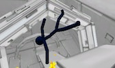 Ragdoll Physics: Stickman