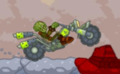 Roger Dead: Zombie Biker