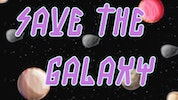 Save The Galaxy!