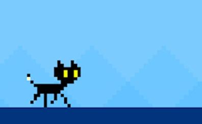 Scrappy Cat