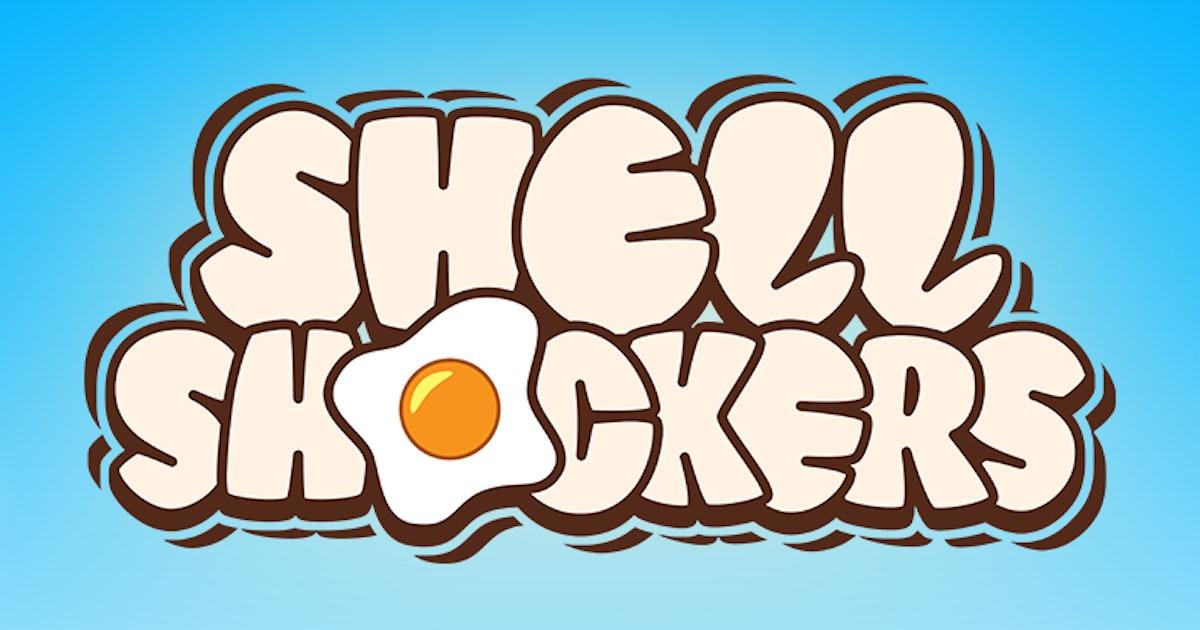 Shell Shockers - Play Shell Shockers in Fullscreen!