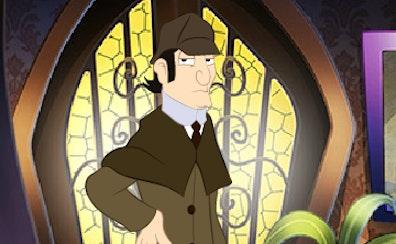 Sherlock Has a Clue