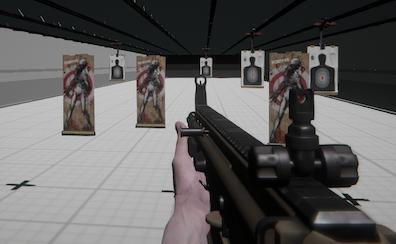 Shooting Range Simulator