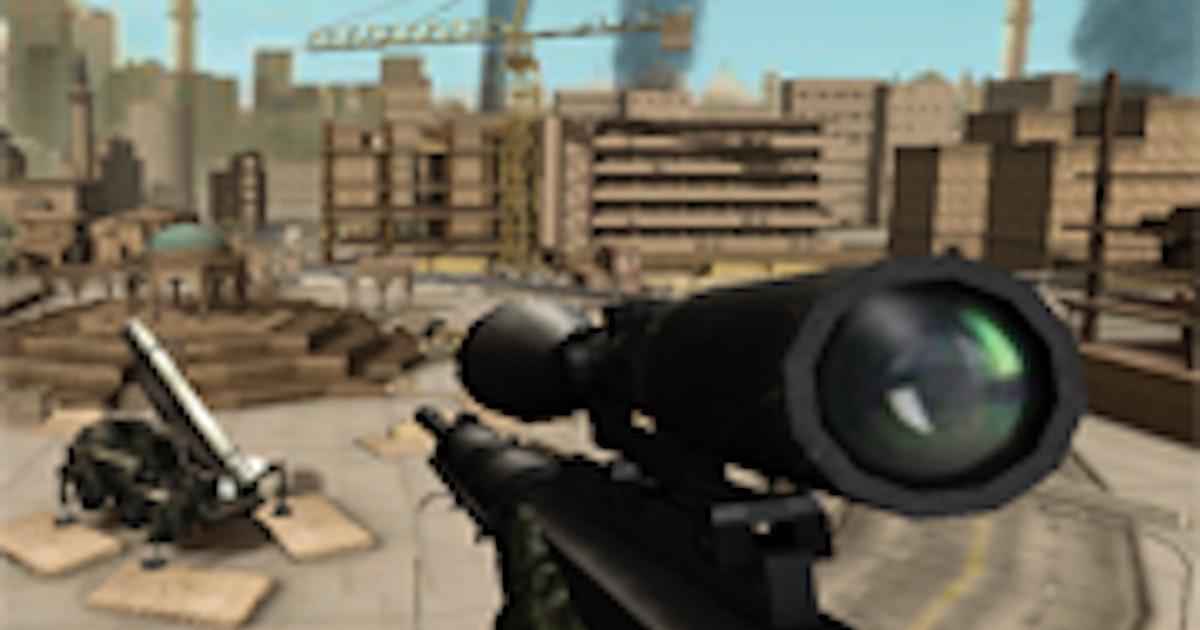 Online Spiele Sniper