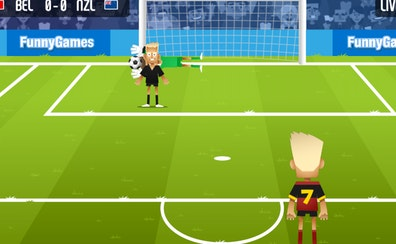 Soccer Penalty Go