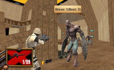 Soldier Challenge Multiplayer