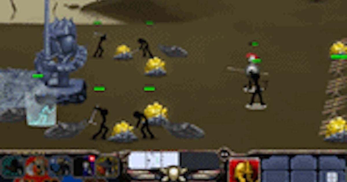 Stick war 2 game gambling woman