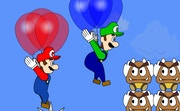 Super Mario Bros. Balloon Trip