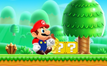 free online mario games for kids