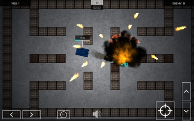 Tanks War Multiplayer