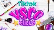 TikTok VSCO Girls