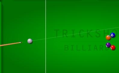 Trick Shot Pool