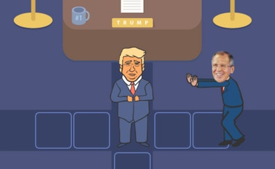 Trump Inauguration Game