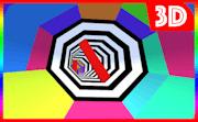 Color Tunnel: Цветной туннель
