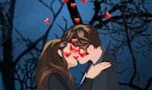 Twilight Kissing