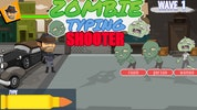 Zombie Typing Shooter