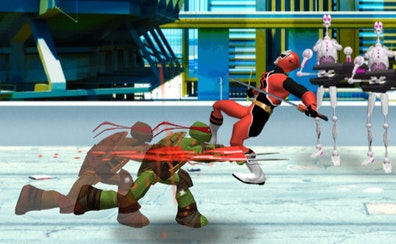 Ultimate Hero Clash 2